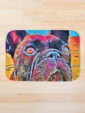 French Bulldog 6 Bath Mat