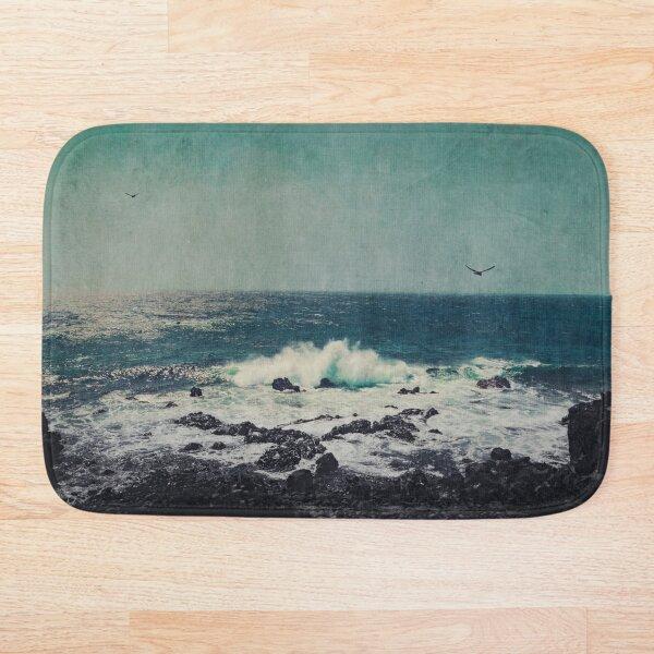 Emerald Ocean Bath Mat