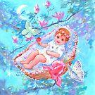 ROCK A BYE BABY by Judy Mastrangelo