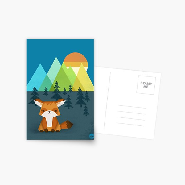 The Sentinel Postcard