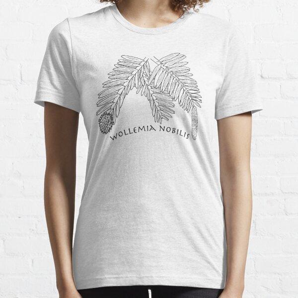 Wollemia nobilis black Essential T-Shirt