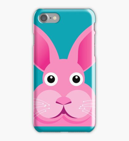 Hot Cross Bunny iPhone Case/Skin