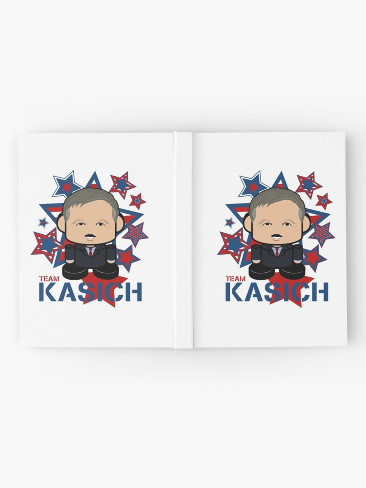 Alternate view of Team Kasich Politico'bot Toy Robot Hardcover Journal