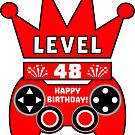 Level 48 Complete by wordpower900