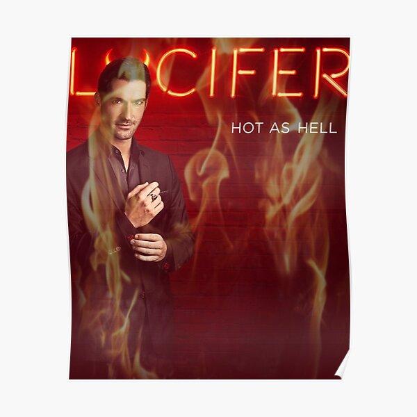Team Lucifer Poster