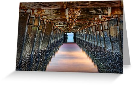 Magnetic Tunnel vision  by Michael Howard