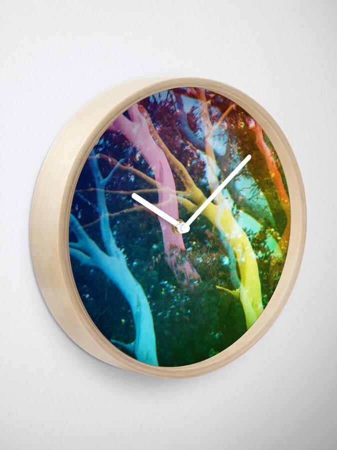 Alternate view of Eucalyptus Tree Clock