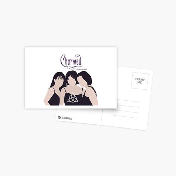 Charmed 1998 Postcard