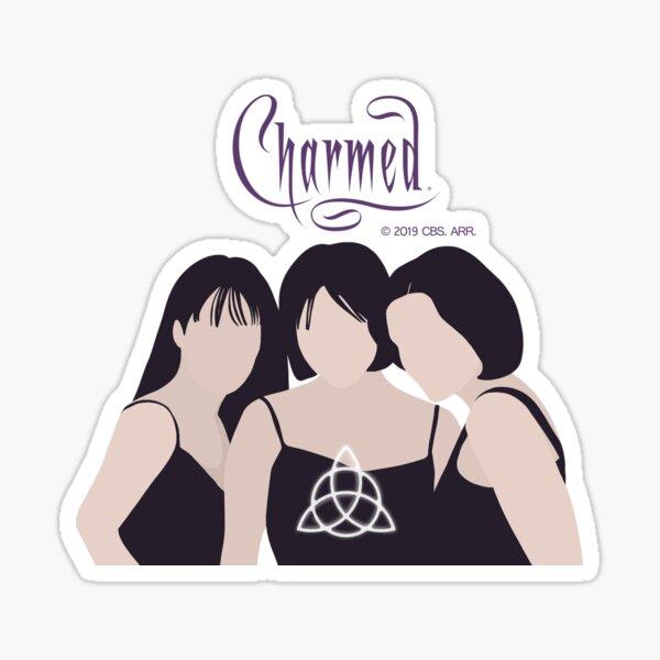 Charmed 1998 Sticker