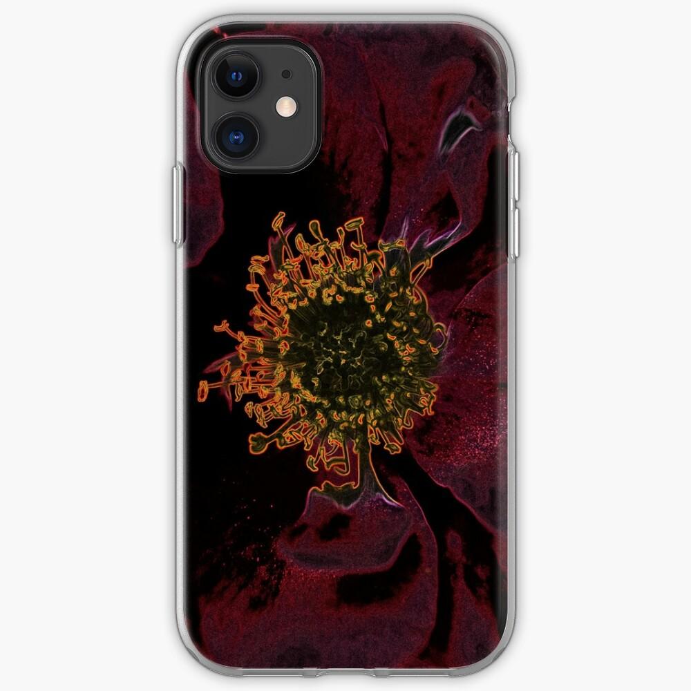Bush Rosen Neon iPhone-Hülle & Cover