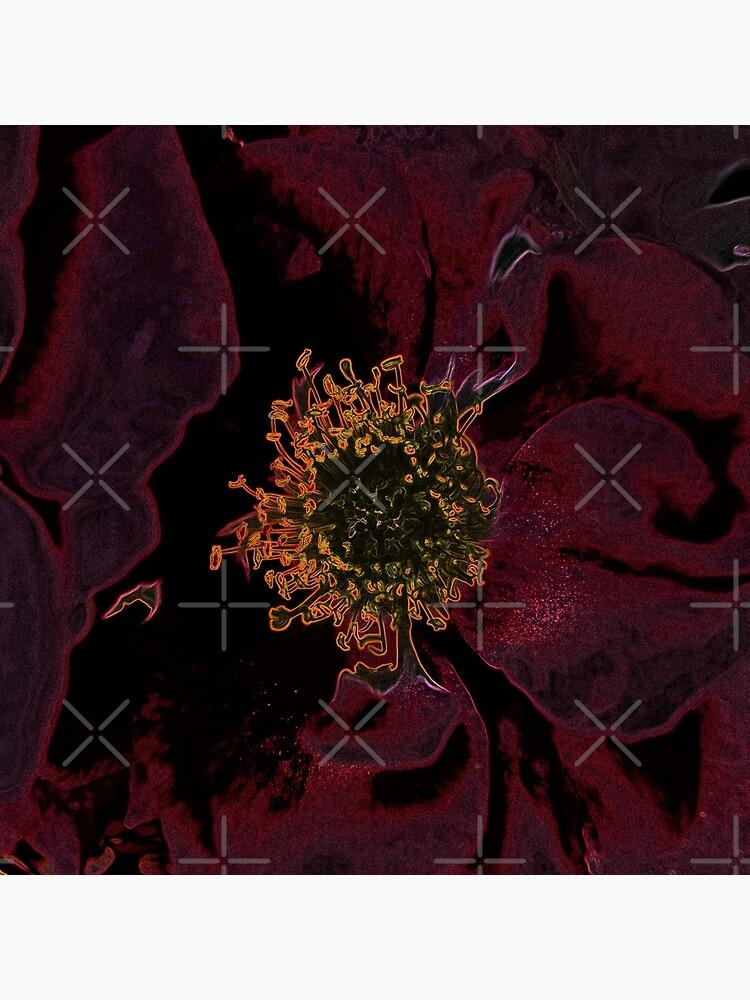 Bush Rosen Neon von pASob-dESIGN