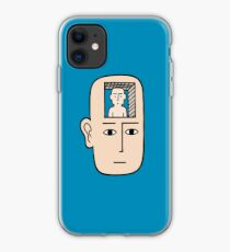 In my mind there may be me iPhone Case