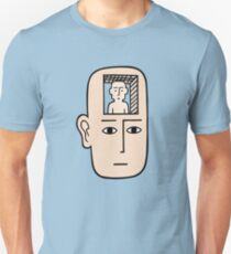 In my mind there may be me Slim Fit T-Shirt