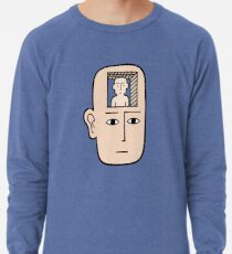 In my mind there may be me Lightweight Sweatshirt
