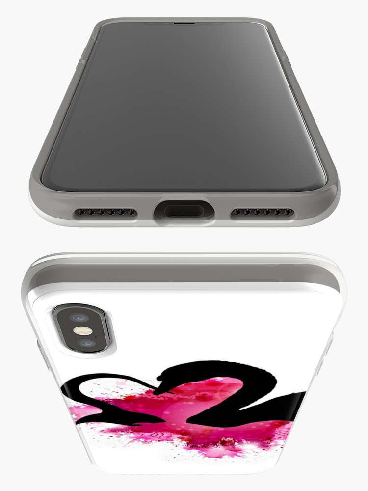 Alternate view of Captain Swan - Once Upon A Time iPhone Case & Cover