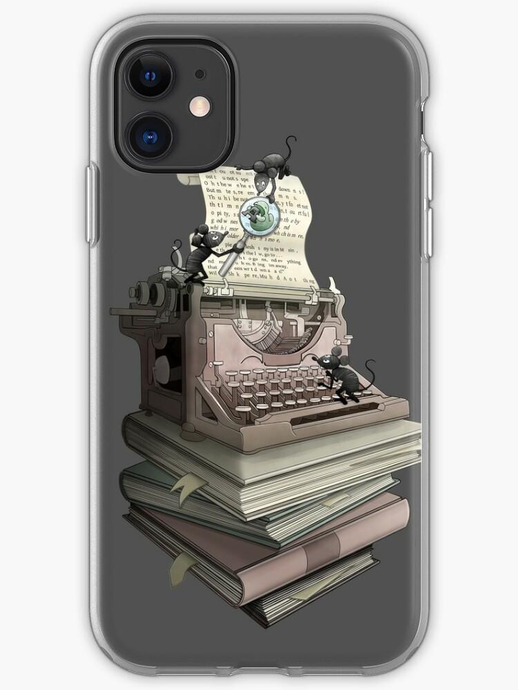 Book Worm II iPhone 11 case