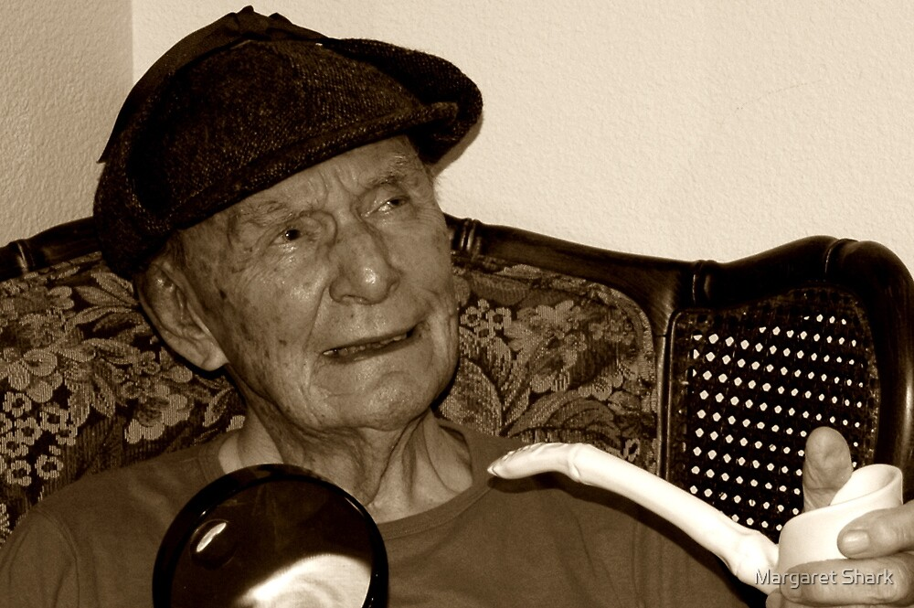 Sherlock Holmes In His Later Years by Margaret  Shark