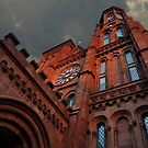 The Smithsonian Institution by Matsumoto