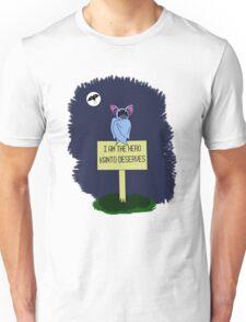 A Dark Night Unisex T-Shirt