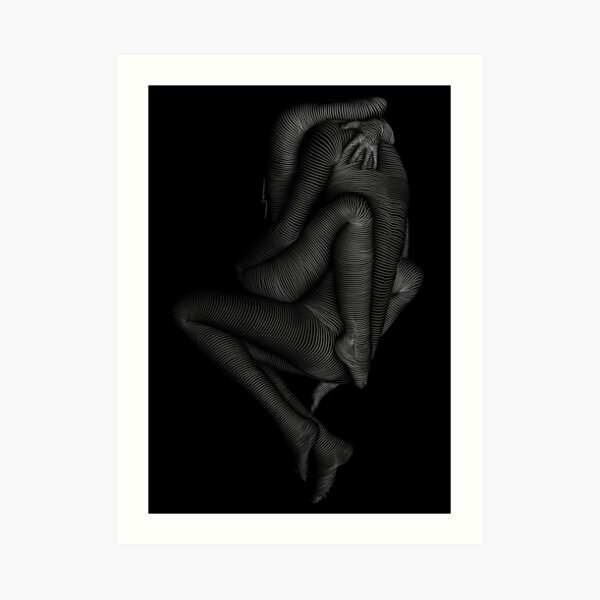 Only lovers Art Print