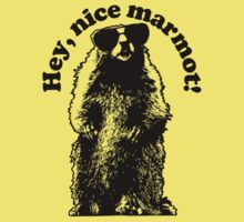 Hey, Nice Marmot!