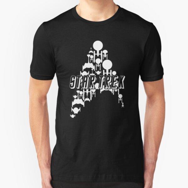 Starship Trek Slim Fit T-Shirt