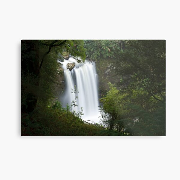 Hopetoun Falls from above Metal Print