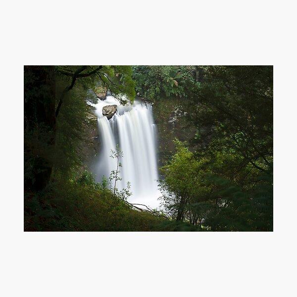Hopetoun Falls from above Photographic Print