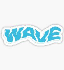 ATEEZ Wave Logo Sticker