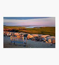 Paine's Creek Sunrise Photographic Print
