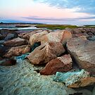 Paine's Creek Boulders by Nancy Bray