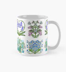 4 Hochlandblumen Tasse (Standard)