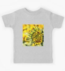 Baby Sunflower  Kids Tee