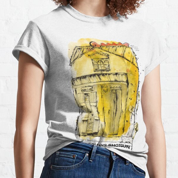 Creole Cottage Classic T-Shirt