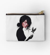 """You can call me """"V"""" Zipper Pouch"""