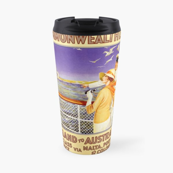 Aberdeen and commonwealth line Travel Mug