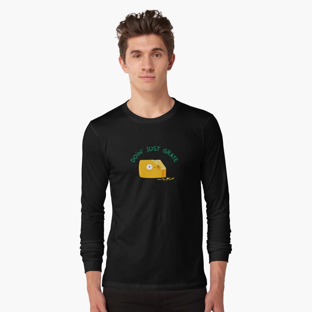 Grate Long Sleeve T-Shirt
