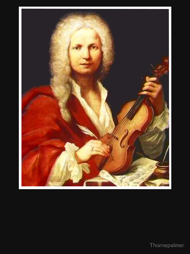 Antonio Vivaldi - Great Baroque Composer by Thornepalmer