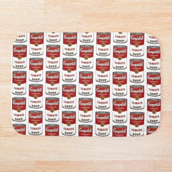Campbell's Soup Can Bath Mat