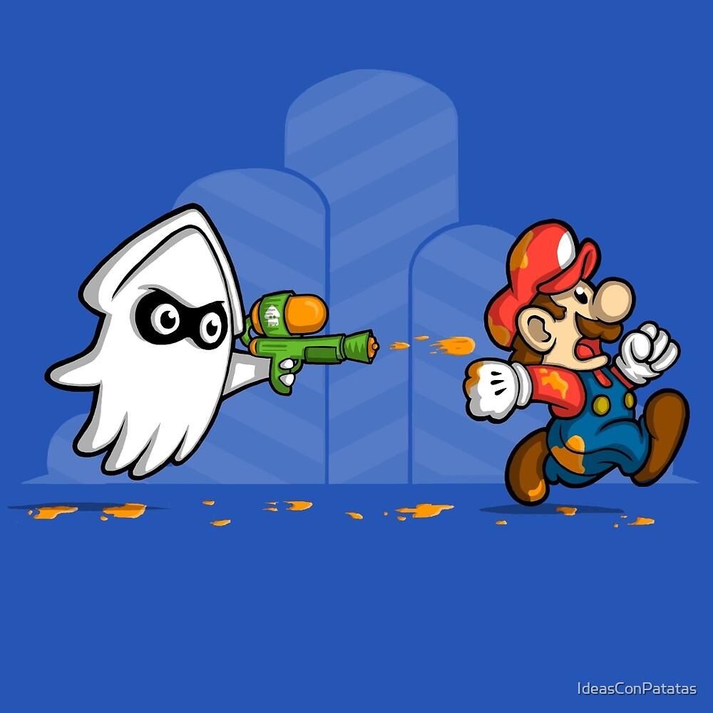 Revenge of the Squid by IdeasConPatatas