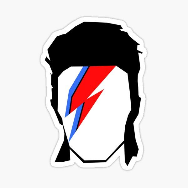 Bowie Pegatina