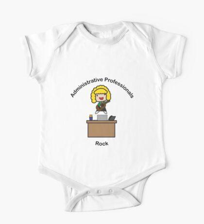 Administrative Professionals Rock (Blonde) Kids Clothes