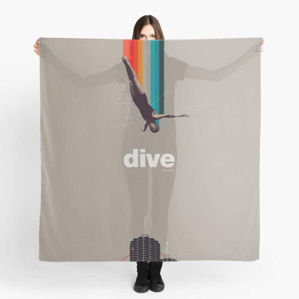 Dive Into My Soul Scarf