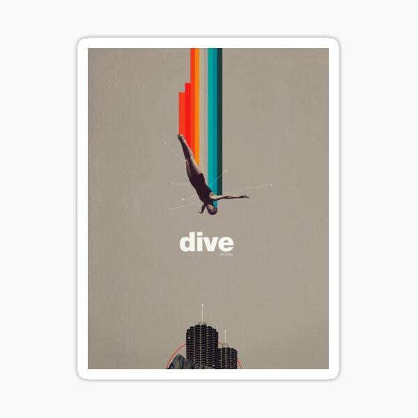 Dive Into My Soul Sticker