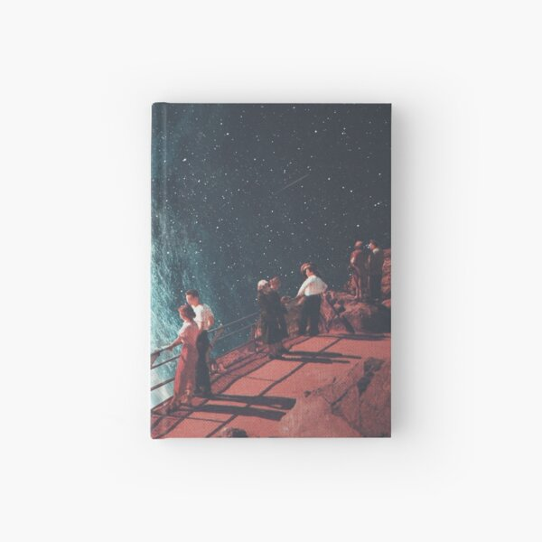 Missing the ones we Left Behind Hardcover Journal