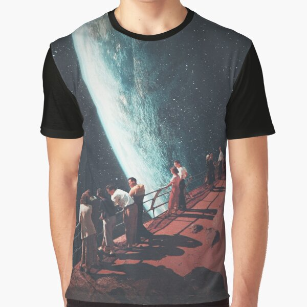 Missing the ones we Left Behind Graphic T-Shirt