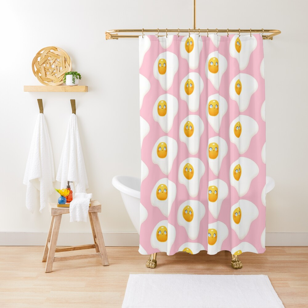 You're A Good Egg Shower Curtain