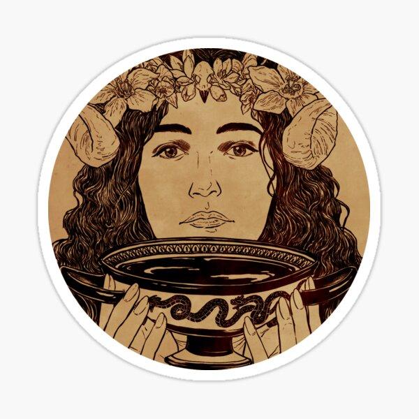 Medea Sticker
