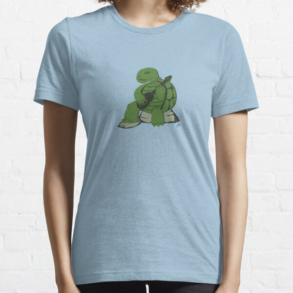 Guitar Turtle Essential T-Shirt