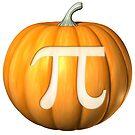 Pumpkin pi by bmgdesigns